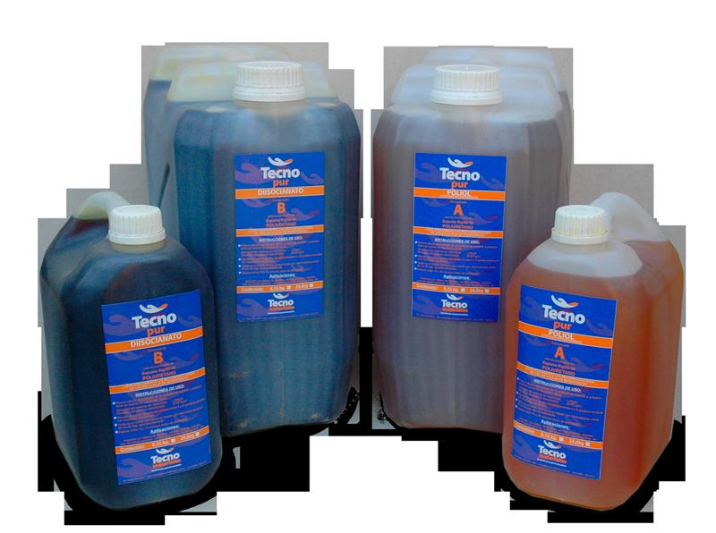Kit de inyecci n de espuma r gida de poliuretano - Paneles de poliuretano ...